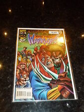 THE NEW WARRIORS Comic - Vol 1 - No 55 - Date 01/1995 - Marvel Comics