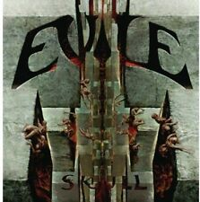 Evile - Skull CD 2013 thrash Earache Century Media press
