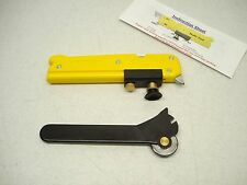 LOT OF 3 - MULTI TOOL TILE AND GLASS CUTTER AND ROTARY CUTTER 436445