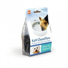 K&H Pet Products CleanFlow Replacement Filters, SMALL, 3-Pack, 2521