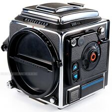 HASSELBLAD 205TCC Body + Waist Level Finder + Acute Matte D Grid Screen + Crank