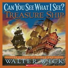Can You See What I See? Ser.: Treasure Ship : Picture Puzzles to Search and...