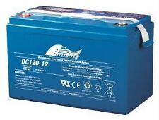 12v 120ah FULLRIVER AGM DEEP CYCLE BATTERY SOLAR CARAVAN 4WD MARINE RV CAMPER