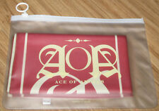AOA Ace Of Angels OFFICIAL SLOGAN TOWEL NEW