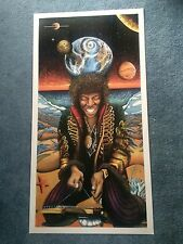 QTY 50 Lot Package TOP SELLER Jimi Hendrix LTD. Fine Art Prints by Bill Foss