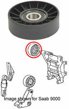 SAAB 900, 9000 and 9-5 Tensioner Pulley 4752960, 4901625, 7592017, 4752879