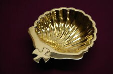 BAPTISMAL SHELL FOR BAPTISM / HOLY WATER - 262 - (CHURCH, RELIGIOUS CO.)