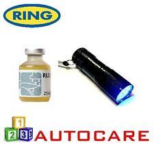 Ring Water Ingress Leak Detection Dye & UV Torch