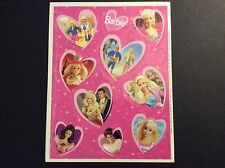 Vintage Hallmark Stickers - Barbie - Mint Condition!!
