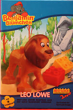 **LEO LÖWE**Benjamin Blümchen**Best Lock Construction Toys Junior**neu**