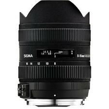 Sigma 8-16mm F4.5-5.6 DC HSM Lens for Sigma (UK Stock) BNIB