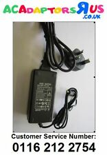 UK Plug 12V 5A 5000mA AC-DC Switching Adaptor Power Supply 4mm x 1.7mm 4x1.7