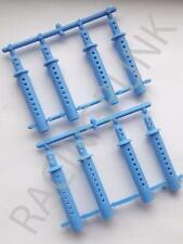 1/10 Coche Rc Buggy 190 Mm 200mm bodyshell Body Shell Clips 6mm extensión Post Azul