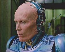 Peter Weller In Person Signed 8x10 Photo - ROBOCOP - RARE!!! #3
