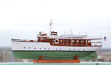 """Model """"Deerleap"""" Motor Yacht  4.97ft  steamship"""
