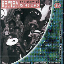 The  Story of Rhythm & Blues, Vol. 10 by Various Artists (CD, Feb-2001, Rb)