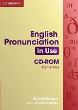 English Pronunciation in Use Elementary CD-ROM for Windows and Mac (single...