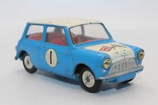 Corgi No 227 Competition Morris Mini Cooper - Gt Britain