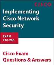 210-260 - Implementing Cisco Network Security