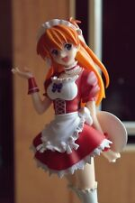 Evangelion French Maid Nerv Cafe Asuka Langley Extra Figure SEGA Prize Japan