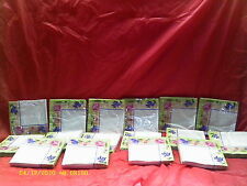 Wholesale lots of 16 Spring Bounty Napkins ( celbrations )