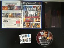 GTA Grand Theft Auto: Liberty City Stories Playstation PS2 PAL FR