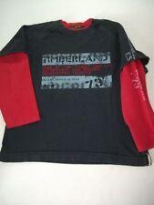 Orig. TIMBERLAND - sportlich modernes Shirt aus Baumwolle für 6 Jahre