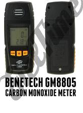 BENETECH GM8805 RILEVATORE FUGHE MISURATORE MONOSSIDO DI CARBONIO TESTER CO