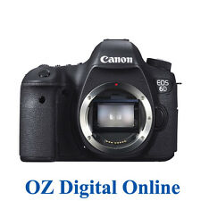 New Canon EOS 6D 20.2MP 32GB Extreme DSLR Camera Body + Gifts 1 Yr Au Wty