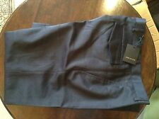 Junk de Luxe mens navy trousers 30' 36L