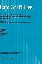 Late Graft Loss: Proceedings of the 28th Conference on Transplantation and Clini