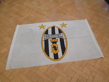STENDARDO BANDIERA FLAG IRRIDUCIBILI JUVENTUS 85X130