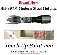Genuine OEM Honda Touch-Up Paint Pen - NH-797M - Modern Steel Metallic