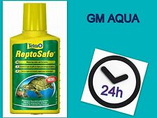 Tetra ReptoSafe 100ml Safe Water For Turtles Chlorine Remover