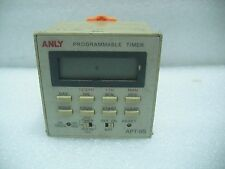 ANLY Programmable Timer APT-9S Timer Switch AC/DC 100-240V