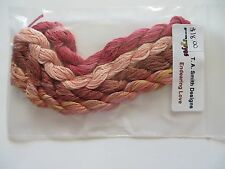 10% Off Dinky Dyes Silk thread Pack for T.A. Smith's Design - Endearing Love