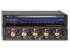 RDL HR-DDA4 AES/EBU and S/PDIF Digital Audio Distributor