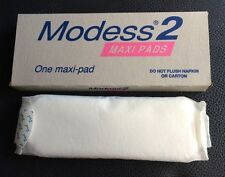 New 50 Vintage Modess 2 Sanitary Napkin Dispenser Vending Machine Maxi Pads #8