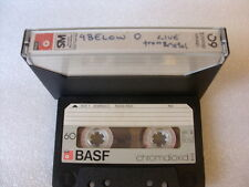 NINE BELOW ZERO LIVE from BRISTOL CASSETTE  MOD/R&B - 9 below 0