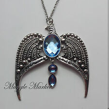 Ravenclaw diadem crown.Horcrux necklace. Dumbledore/wizard/witch Harry