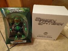 2010 MATTEL--GREEN LANTERN MOVIE MASTERS--GREEN MAN FIGURE (NEW) MATTY COLLECTOR