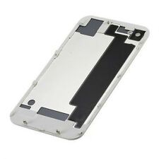 Replacement Battery Cover Back Door Rear Glass For Apple iPhone 4S A1387 White