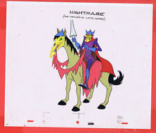 Filmation Ghostbusters Original Animation Production NIGHTMARE Model Cel #A5229