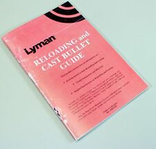 LYMAN UNIVERSAL CASE TRIMMER RELOADING OWNER USER MANUAL INSTRUCTIONS OPERATORS