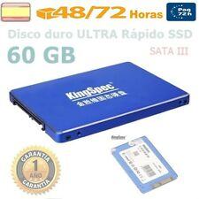 SSD 60 Gb Disco Duro SSD Kingspec T-Series GAMING 60GB SATA III Hard Drive