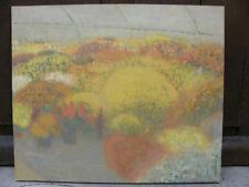Guy Nardeau artiste peintre 1959 - les fleurs sous la serre  *