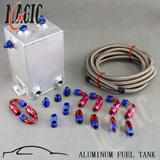 3L drawing polishing Complete Fuel Surge Tank 3 Litre Swirl Pot System kit BL
