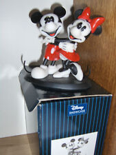 "sculpture Mickey &  Minie Mouse  "" always for you """