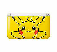 Nintendo 3DS XL Pokémon Edition Yellow Handheld System (BRAND NEW!! SOLD OUT!!)