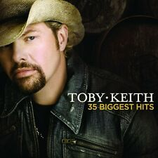 Toby Keith - 35 biggest hits; 2 CD 35 tracks country best of/Compilation NEUF